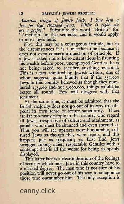 Britain's Jewish Problem P10