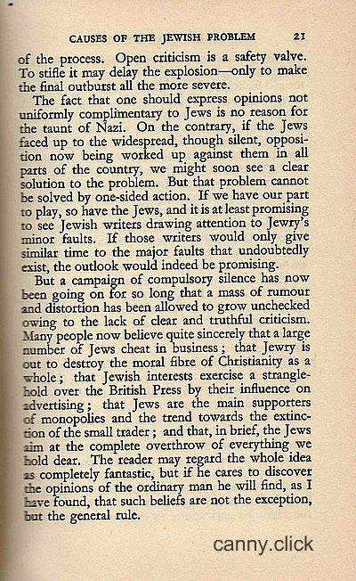 Britain's Jewish Problem P13