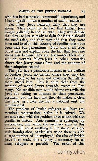 Britain's Jewish Problem P7