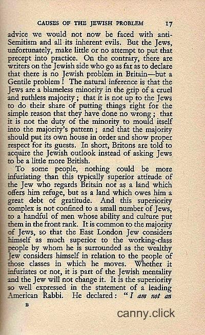 Britain's Jewish Problem P9