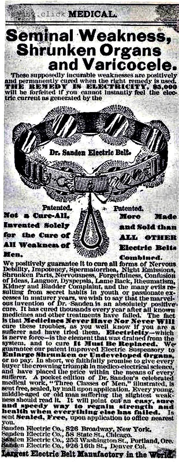 Electric belt