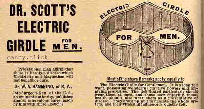 Electric girdle