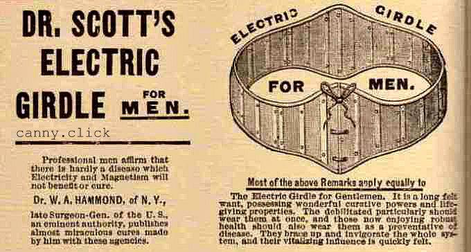 Electric girdle