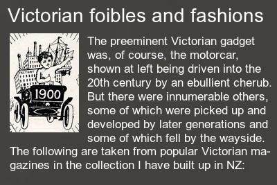 Victorian gadgets