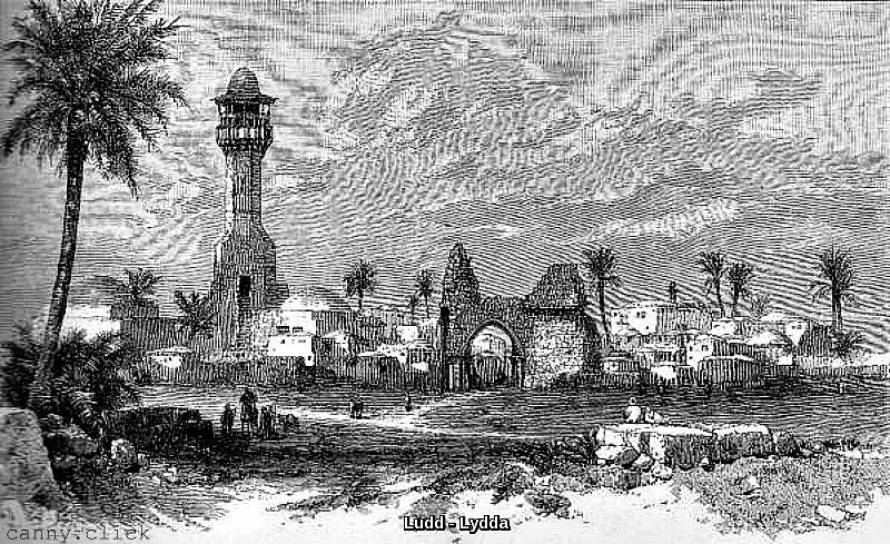 Ludd - Lydda