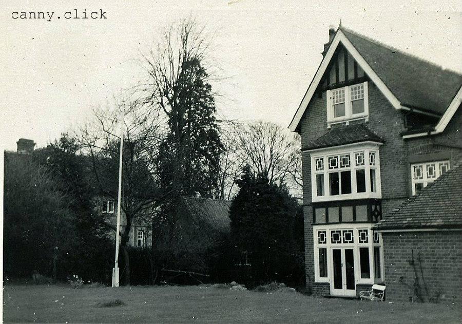 102 Dorridge Road, rear