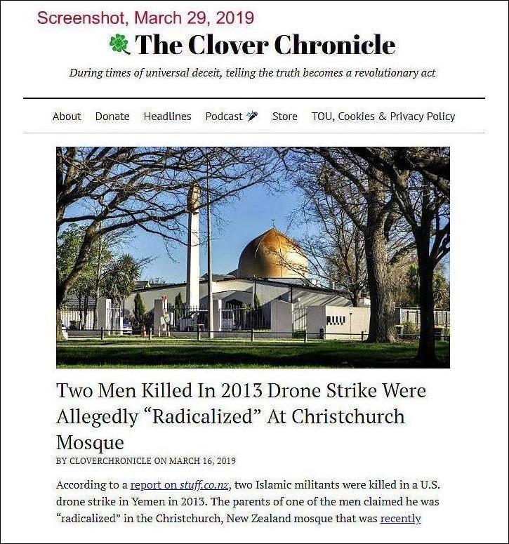 Clover Chronicle