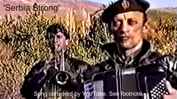 Serbia Strong